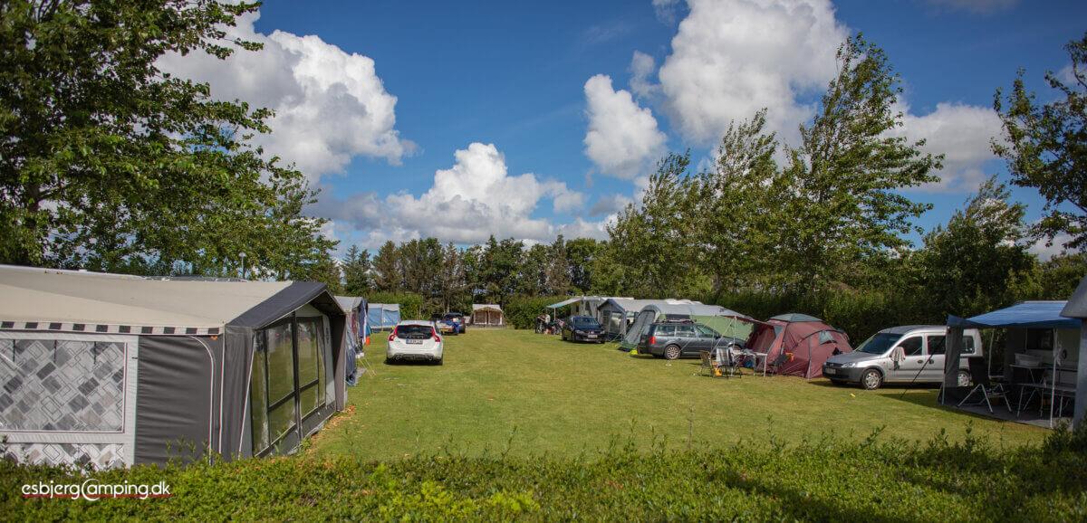 Sæsonplads Camping