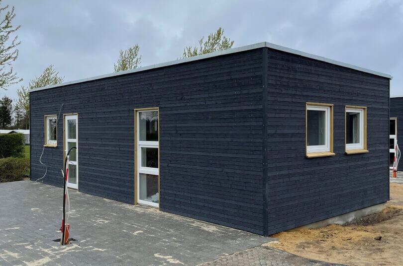 Luksus komfort hytte